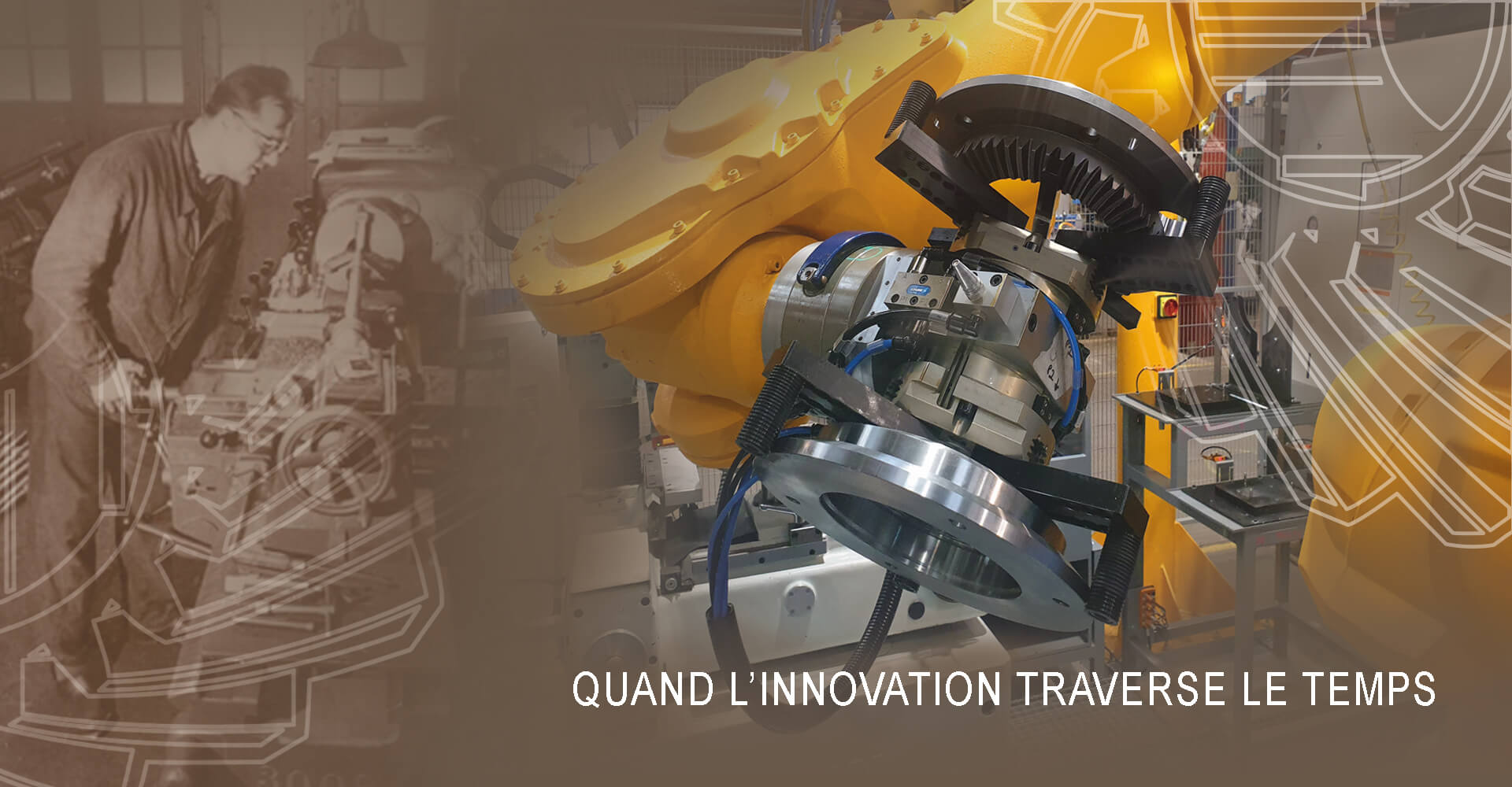 Qaund l'innovation traverse le temps